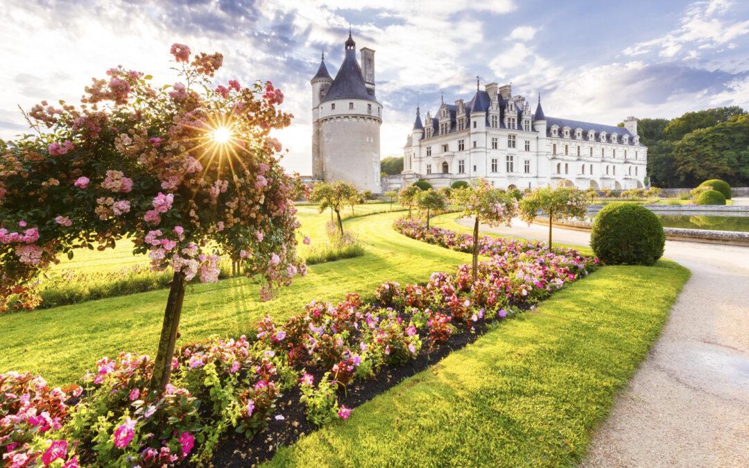 Châteaux de la Loire : les incontournables à visiter !