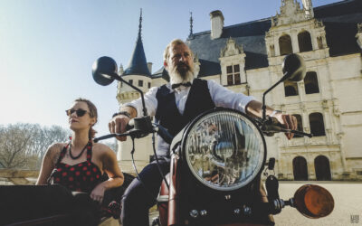 balade en side car a tours